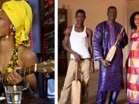 Diawara and Ngoni Ba